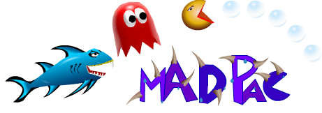 madpac - game development by playerforever.com